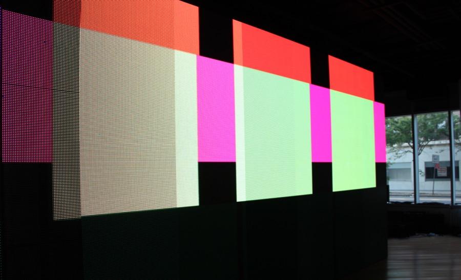 Trio at LED Lab 6